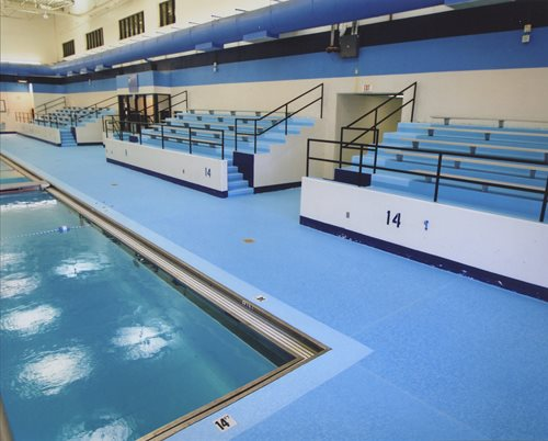 Univ Pool Area In (hendersonville Tn) Schools, Health & Churches SUNDEK of Nashville