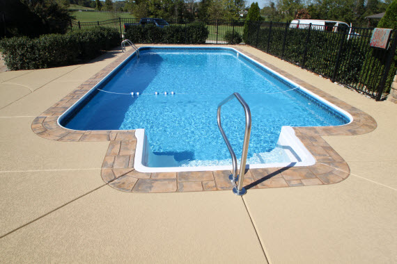 Pool deck nashville sundek of nashville Diy resurfacing concrete swimming pool deck ideas