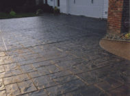 stamped concrete driveway Nashville TN