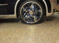 Epoxy garage floor coatings