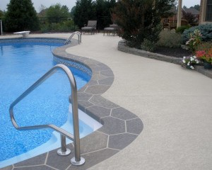 Murfreesboro, TN Pool Deck