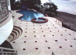 acrylic pool decks Nashville TN