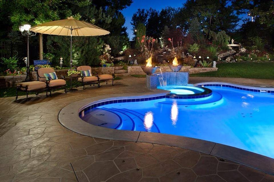 Creating a home oasis in the convenience of your backyard for Pool design nashville