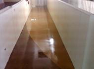 Colored Concrete Floors