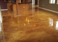 Interior Concrete Floor