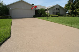 troweled concrete coatings