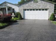 driveway concrete sealing Nashville TN