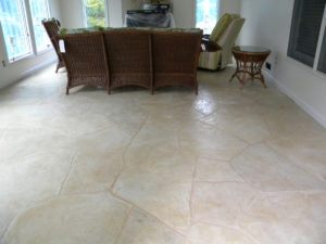 interior concrete floor-coating Nashville