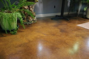 concrete staining solutions Nashville