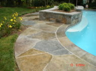 concrete stamping pool deck Nashville TN
