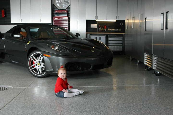 Garage Floor Coatings Sundek Of Nashville