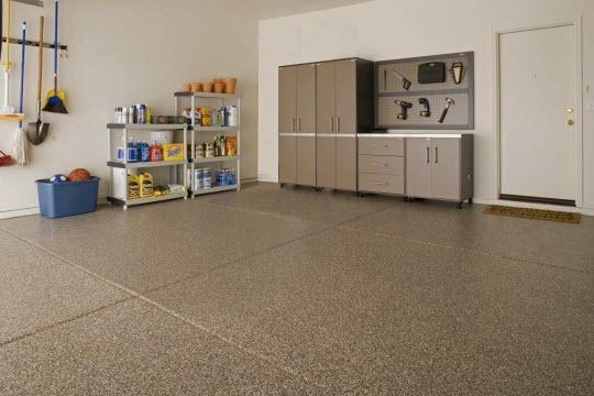 Garage Floor Coatings Nashville Tn