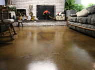 interior floors stain Nashville