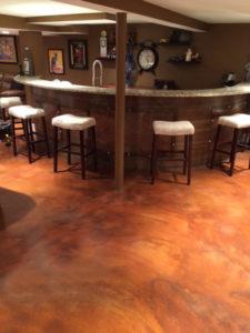 stain basement Nashville TN