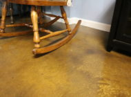 stained concrete contractor Nashville