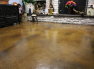 stained concrete floors Nashville