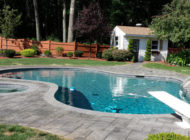 stamped concrete pool deck Nashville