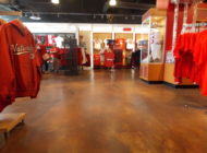 commercial floor stain nashville