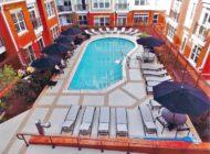 Decorative Concrete Commercial Pool Deck
