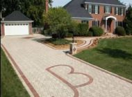 personalized driveway