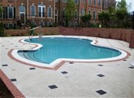 spray texture pool deck nashville